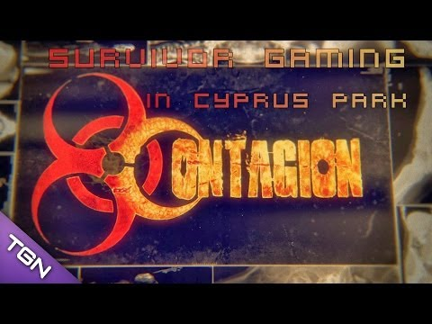 Contagion Gameplay - Cyprus Park Pt.1
