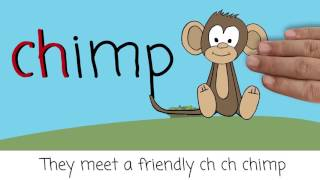CH Sound Phonics Song