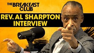 Rev. Al Sharpton Discusses The Minister March On Washington, Removing Confederate Memorials & More