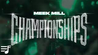 Meek Mill - Stuck In My Ways Instrumental (Reprod. By Osva J)