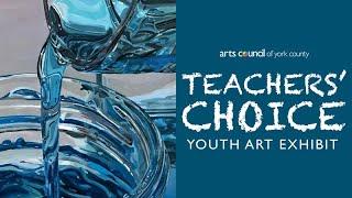 2021 Teachers' Choice Awards Announcement with Myles Calvert