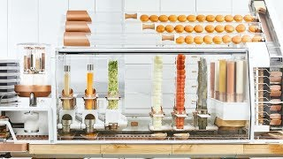 Burger making machine arrives, is this the end of fast-food McJobs? HD Video