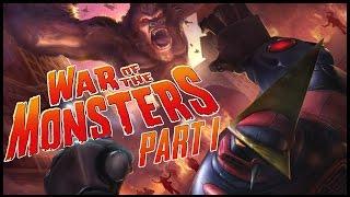War Of The Monsters || TOGERA SMASH! || Gameplay Walkthrough Part 1 (PS2)