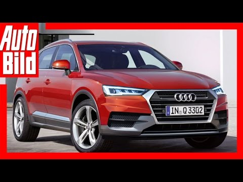 audi q3 2018 wachsendes kompakt suv youtube. Black Bedroom Furniture Sets. Home Design Ideas