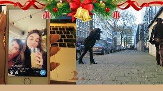 VLOG-WEEK-MAS 2 mini try-on haul, shooten &amp kerstmarkt