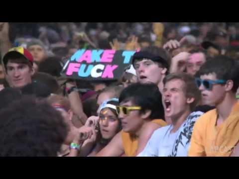 Rusko -- North Coast Music Festival 2011
