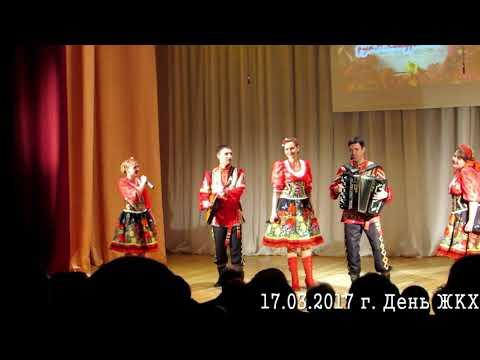 """Ансамбль народной песни """"Калина""""  в Мирном"""