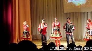 Ансамбль народной песни \Калина\ в Мирном