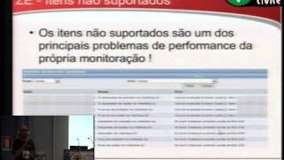 Fisl 16 - Monitoração usando SL   Zabbix