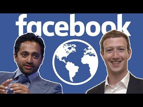 """""""Las redes sociales están destruyendo la sociedad"""" según un exejecutivo de Facebook."""