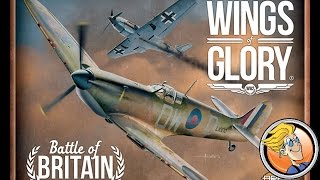 Wings of Glory: WW2 Battle of Britain Starter Set — game preview at GAMA Trade Show 2017