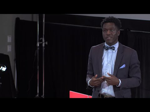 The Black Community. The Police. The Solution | Seun Babalola | TEDxPSUBehrend