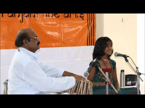 Meghna Ganesh 14/9/14: Raag Baageshri - 'Kaun Karat Tori ' AUDIO ONLY