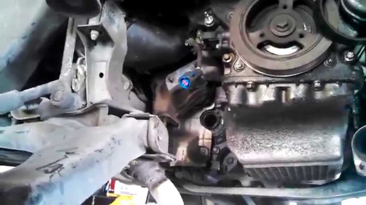 Alternator Replacement 2005 2006 Ford Escape 30l Dohc All Wheel 2007 Fusion Cooling System Drive Youtube