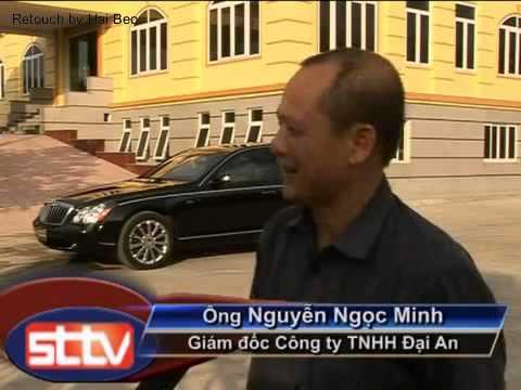 """Maybach 57s của """"Ông trùm"""" Minh Sâm . Từ Sơn -  Bắc Ninh"""