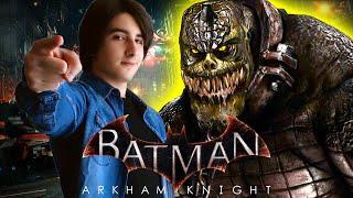 DLC KILLER CROC: SOTTO LA SUPERFICIE! [Batman Arkham Knight] By GiosephTheGamer