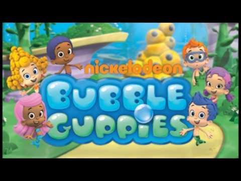 Bubble Guppies I Love My Hair