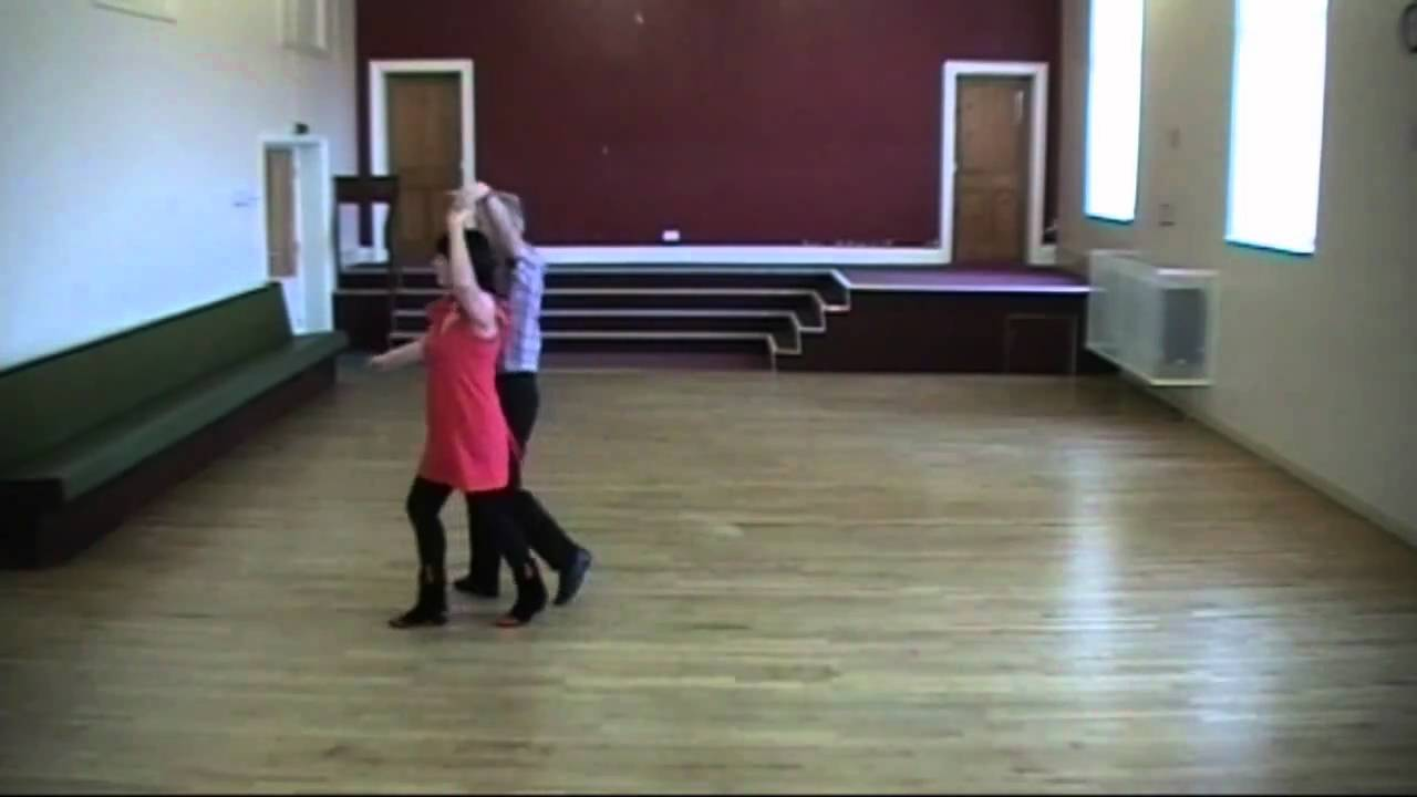 Texas Two Step Western Partner Dance