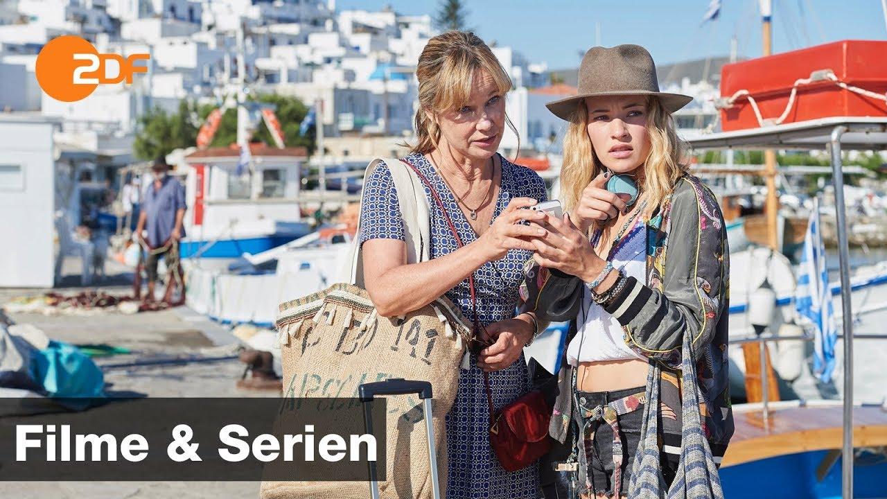 Ein Sommer Auf Mykonos Herzkino Filme Serien Zdf Youtube