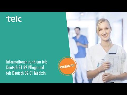 Informationen Rund Um Die Telc Deutschprüfungen Für Medizinisches