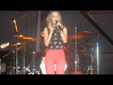 Blonde - Bridgit Mendler LIVE