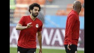 Mo Salah interviews healthy for Egypt