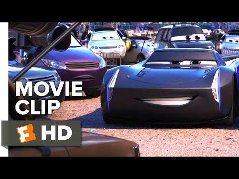 Cars 3 Movie Clip - Meet Jackson Storm (2017) | Movieclips Trailers