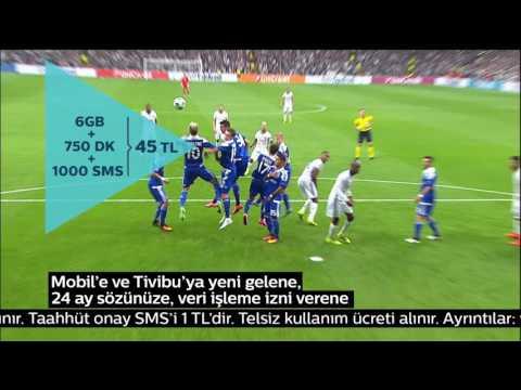 A'dan Z'ye spor keyfi Türk Telekom Mobil'de!