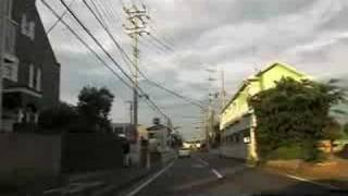 モリシア津田沼~国道14号(谷津郵便局)