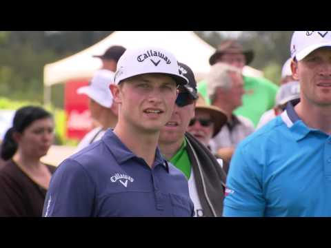 2016 NSW Open Round 1 Highlights