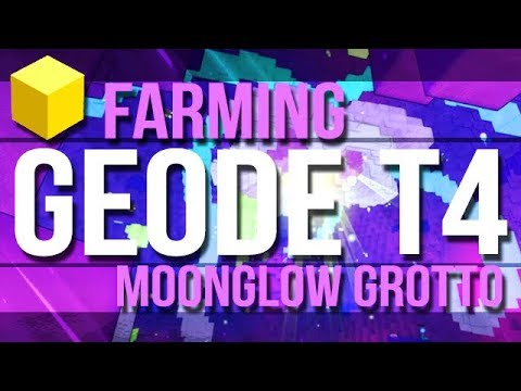 Trove - 1H of Farming Tier IV | 120KF+ | Moonglow Grotto | PART 1/3