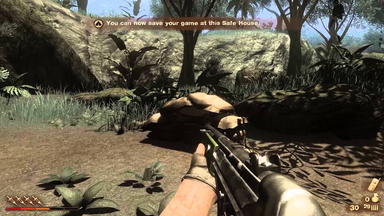 Far Cry 2 PC 60FPS Gameplay