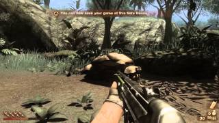Far Cry 2 PC 60FPS Gameplay | 1080p
