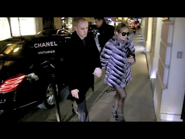Ayumi Hamasaki and new boyfriend going shopping in Paris Travel Video