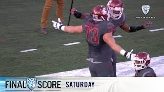 Recap: Washington State football powers past Wyoming