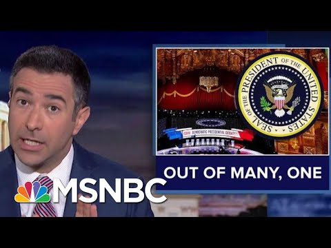 Trump's Nightmare? Crowded 2020 Primary May Cost Him The WH   The Beat With Ari Melber   MSNBC