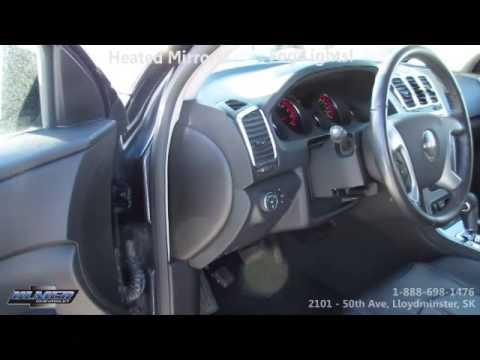 Used SUV for Sale in Lloydminster | 2007 GMC Acadia SLT | STK#19176A