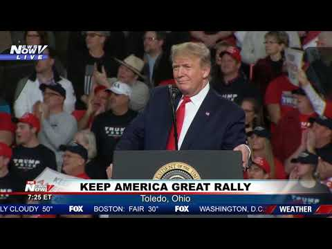 The Morning Rush - President Donald Trump Rallies In Ohio