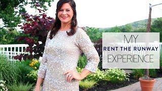 Rent Designer Dresses: My Rent The Runway Review