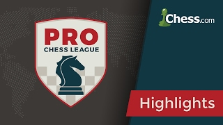 PRO Chess League: A Brilliant Queen Sac