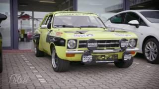Restauration einer Rallye-Legende   Opel Ascona A