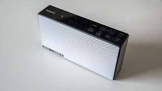 Sony SRS-X55 soundcheck