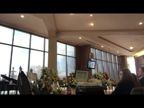 Funeral Service for Thomas Franklin Knoerzer March 4, 2016