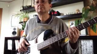 Fletchers bassline - Five man army by Massive Attack