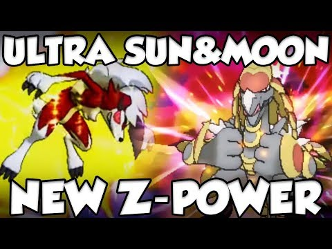 NEW ZMOVE IDEAS  Pokemon Ultra Sun and Ultra Moon!