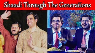 Shaadi Through The Generations | MangoBaaz