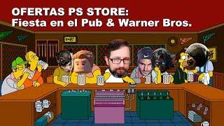 Fiesta en el Pub y rebajas de WB en PS Store Septiembre 18, 2018
