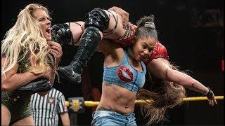 Io Shirai vs Mia Yim vs Bianca Belair vs Lacey Evans: NXT 12/26/2018 (full match)