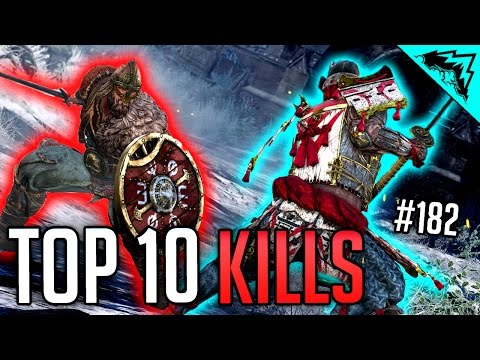 1v12 UNEXPECTED END - For Honor TOP 10 Plays of the Week (TIE Game, Clutch, Ace) - WBCW 182