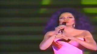 Diana Ross - You Are Not Alone • Live Super Concert (Cover, rare)